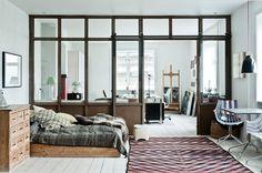 One Pic Wednesday: Artist Loft emmas designblogg #interior #design #decor #deco #decoration