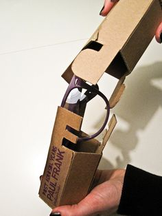 Paul Frank - Sustainable Packaging Design #packaging #design #graphic #3d