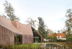graux & baeyens architecten house VDV designboom #home