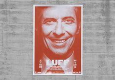 LUFF official propaganda (New) : DEMIAN CONRAD DESIGN #conrad #print #demian