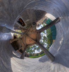 Gaudi Architecture by Clement Celma #inspiration #photography #architecture