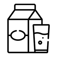 See more icon inspiration related to milk, breakfast, healthy food, glass, food and drink on Flaticon.