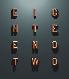 Wired Type Illustration « Studio8 Design #type