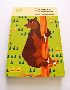 Riley Cran | Blog | The Last of the Mohicans #bear #illustration #rough