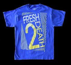 Fresh To Death : TSIF #fashion #shirt