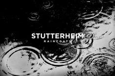 Stutterheim Raincoats on the Behance Network #rain #design #stutterheim