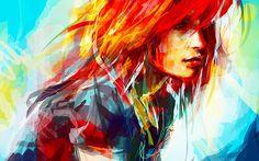 Illustration II :Alice X. Zhang