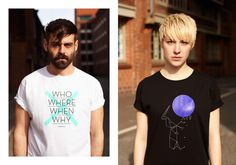 NATRI - Unisex T-Shirt Collection - Lookbook - www.natri.de