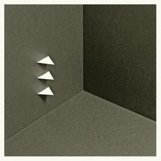 All sizes | 3 | Flickr - Photo Sharing! #white #corner #shapes #space #black #angles #triangles #and