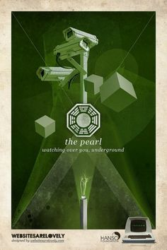 All sizes | The Pearl | Flickr - Photo Sharing! #lost #poster