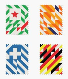 World Cup Stamps #stamps