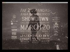 aiga_nm__showdown_05 #type #webdesign