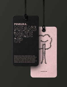 PENDUKA label