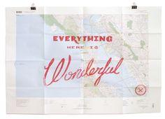 San_Fran.jpg 1200×868 pixels #map #typography