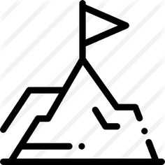 See more icon inspiration related to conquer, success, sports and competition, professions and jobs, achievement, flag, business and mountain on Flaticon.