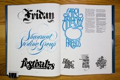 All sizes | Herb Lubalin | Flickr - Photo Sharing! #herb #lubalin #graph #typograhy #logo