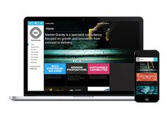 Francesco Vetica | Designer | Market Gravity #ux #responsive #ui #mobile #web