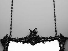 Lotta Agaton: Curly simplicity #interior #design #decor #mirror #deco #decoration
