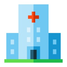 See more icon inspiration related to urban, healthcare and medical, architecture and city, health clinic, architectonic, hospital, buildings and medical on Flaticon.