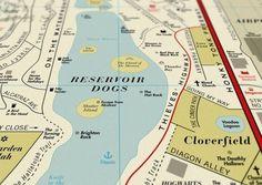 Dorothy - Making art not war #film #dorothy #map #poster #art #type