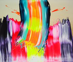 Yago Hortal | Design Crush #color #painting