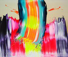 Yago Hortal | Design Crush #painting #color