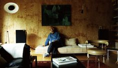 Peter Zumthor for The Wall Street Journal Magazine #interior #zumthor