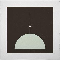 #270 Beyond Uranus– A new minimal geometric composition each day