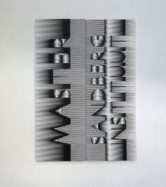www.hansje.net #diploma #van #sandberg #hansje #halem #typography
