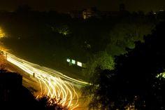 IG080 #traffic #motion #light #night