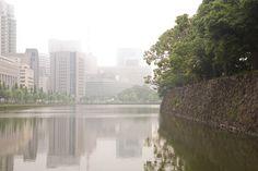 Arnaud Wacker #mist #tokyo #center #empty
