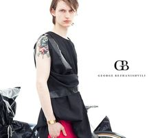 George Bezhanishvili fall/winter 2013
