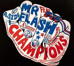 mrflash.jpg (image) #type #flyer #lettering #typography
