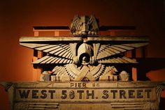 West 58th Street | Flickr - Photo Sharing! #wings #stone