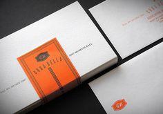 CUBA BELLA : Sébastien Bisson #identity #stationary #typography
