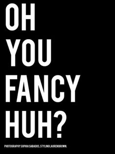 Oh You Fancy Huh? | Volt Café | by Volt Magazine #beauty #white #design #graphic #volt #black #photography #art #and #fashion #layout #magazine #typography