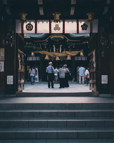 Cinematic Street Photos of Japan by Naoyuki Oguma