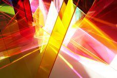 Neo 3591 #light #art #plexiglass #geometric #shadow #reflection