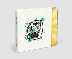Seven Years - Matt Naylor Design & Illustration #album #sleeve #illustration #case #boxed #cd