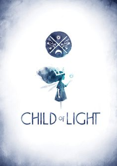 Child of Light Logotype & Guideline #logo #design #identity #type
