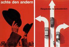 hans_hartmann_thinking_form_22 #red #hans #traffic #hartmann #direction #poster