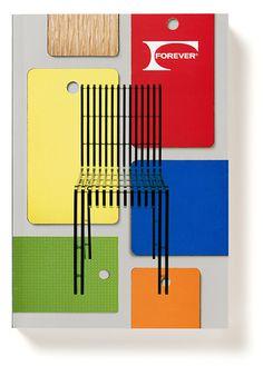 Pentagram - 'Formica Forever' #design #graphic