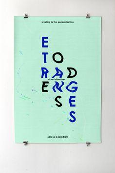 ETRANGES #etranges #poster