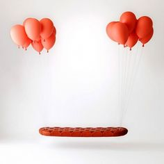 Balloon Bench - Defringe #photography #balloon