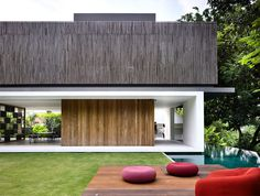 KAP House by ONG&ONG #architecture #house #home #decor