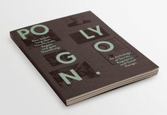 Polygon PORTFOLIO OF FABIAN BREMER #cover #editorial #layout #book