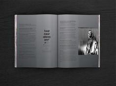 Ernst Lass Design #design #graphic #magazine #typography