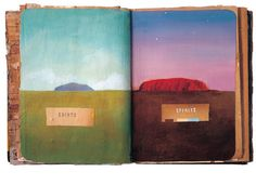 Oliver Jeffers Projects #illustration #paint #sketching #draw #sketch book