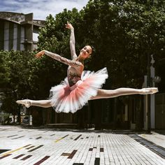 The Beauty Of Ballet in Buenos Aires by Pablo Daniel Zamora