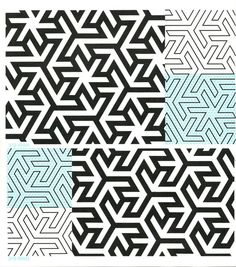Pattern in Islamic Art GP B 027 #geometry #islamic #patterns
